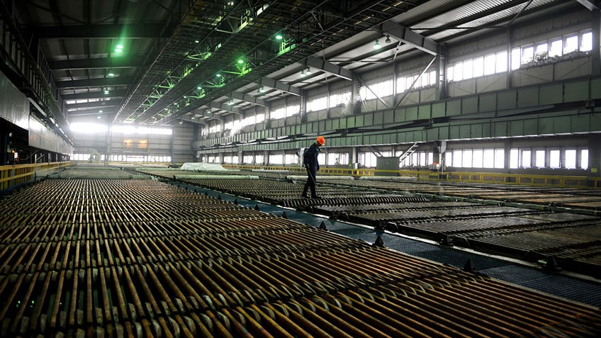 Ridder metallurgical works air separation plant retrofit design