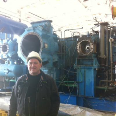 Ежегодное техническое обслуживание компрессоров Миннибаевского ГПЗ