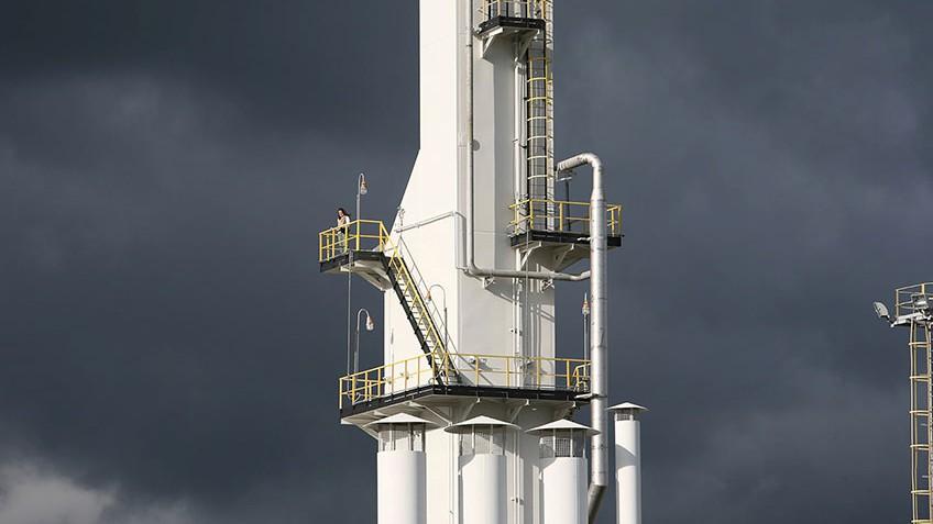Криогенная установка глубокой переработки сухого отбензиненного газа