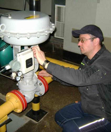 Техническое обслуживание станции получения азота