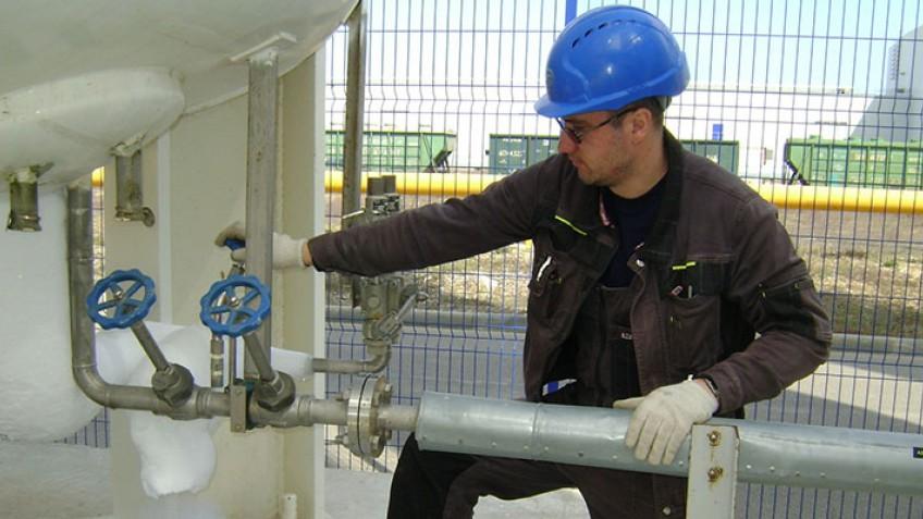 Caspian Flat Glass Air separation unit maintenance