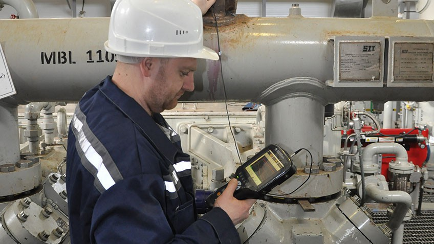 Complex inspection of the compressor station for Irkutsk Oil Company