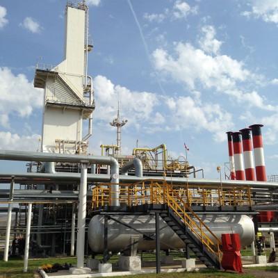 Увеличение производительности установки получения этана и удаления азота