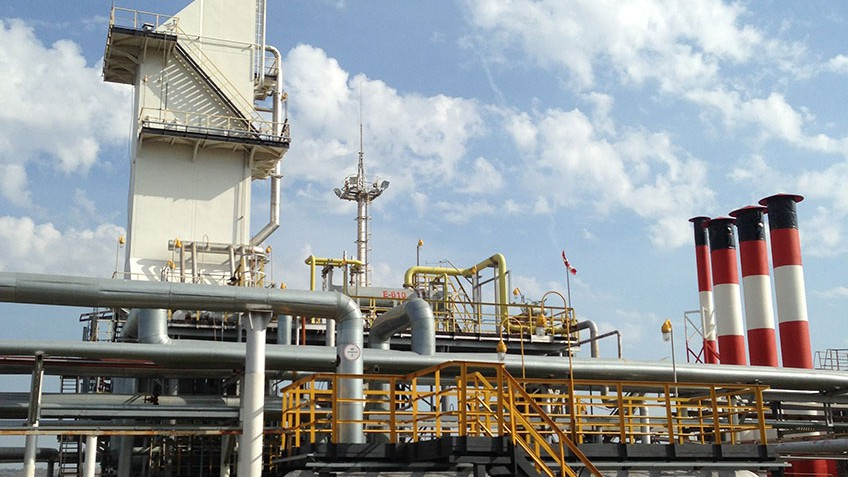 Minnibay Gas Processing plant Ethane production and Nitrogen rejection unit modernization
