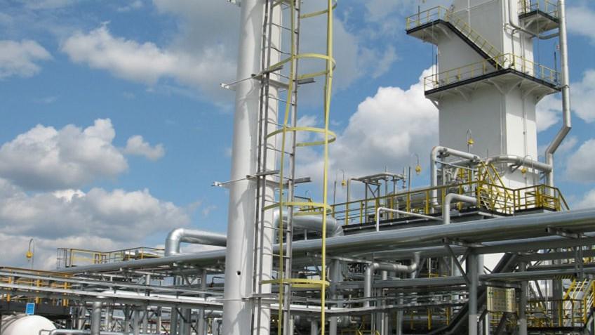 Реконструкция установки выделения этана и удаления азота Миннибаевского ГПЗ