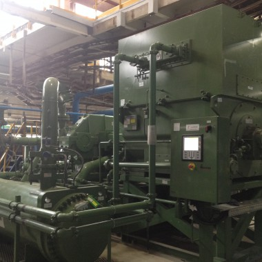 Компрессорная установка Ingersoll Rand запущена в Томске
