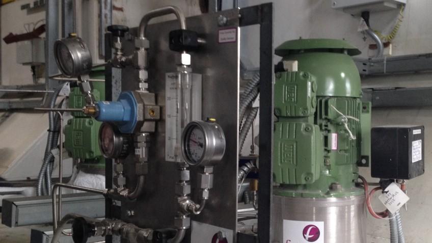ПНР криогенных насосов Fives Cryomec AG «Криогенмаш-Газ»