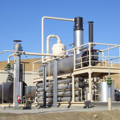 Осушка сероводородсодержащего газа