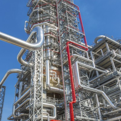 Lukoil is going to install the glycol dehydration unit on Perm oil refinery plant