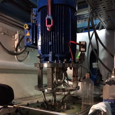 Сервисное обслуживание насоса жидкого кислорода Cryostar S.A.S