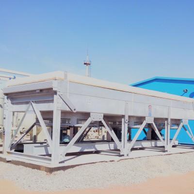 Завершена отгрузка оборудования для реконструкции УКПГ