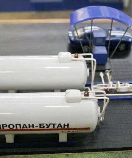 Concept design of Complex Gas Treating Module for ООО