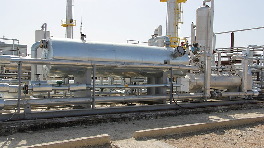 Intensive associated petroleum gas processing plant project experience